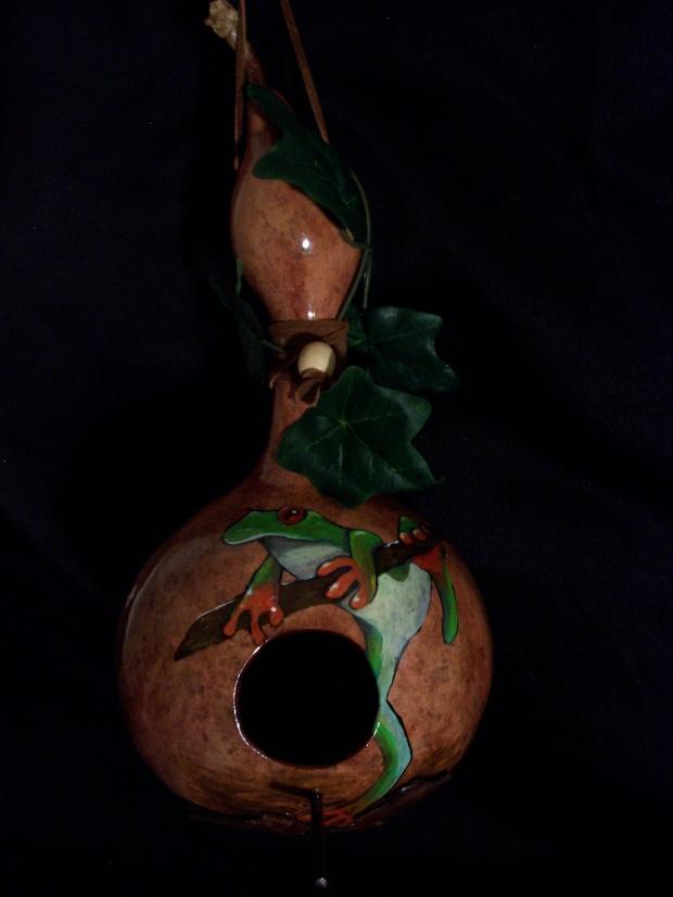 Gourd Art #4