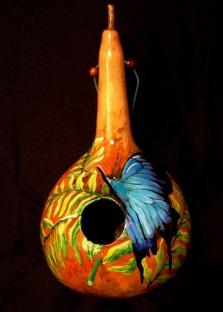 Gourd Art #6
